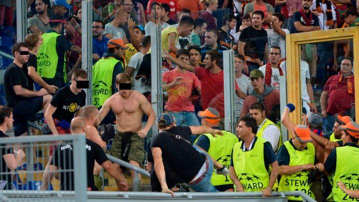 Navijači Chelseaja napadnuti u Rimu