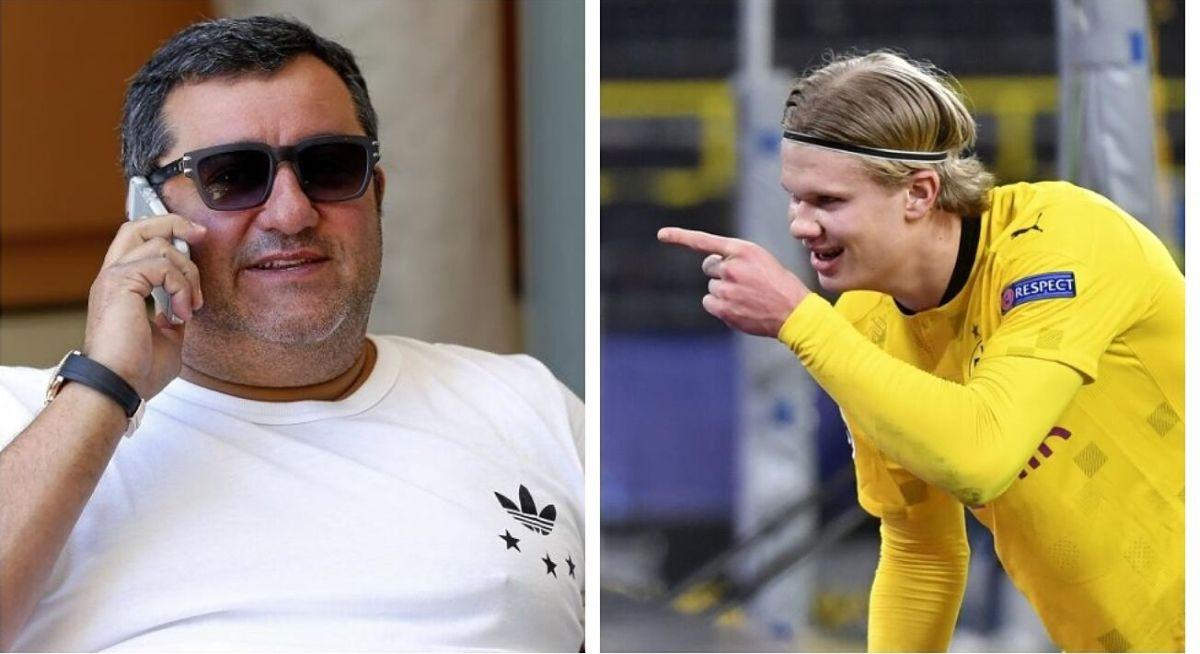 Raiola već radi na Haalandovom transferu, dogovorio je i naredni sastanak
