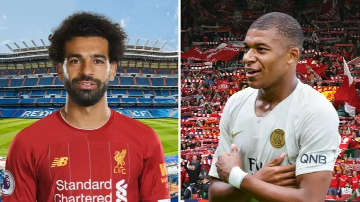 Liverpool spremio bogatu ponudu za Mbappea, u sve uključen i Mohamed Salah