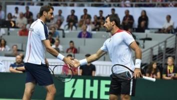 Davis Cup: Hrvatska na korak od velikog finala