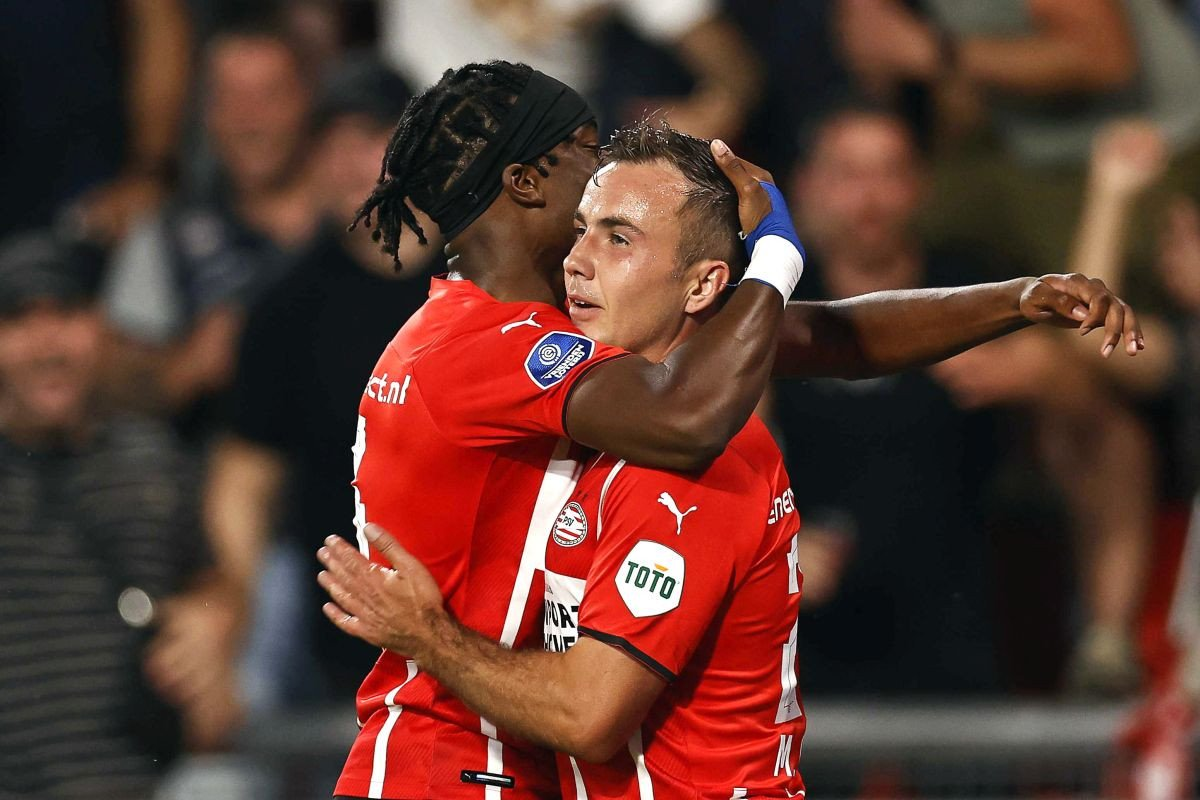 Zahavi i Gotze ukrotili Lavove u Eindhovenu: Debakl Galatasarayja protiv PSV-a