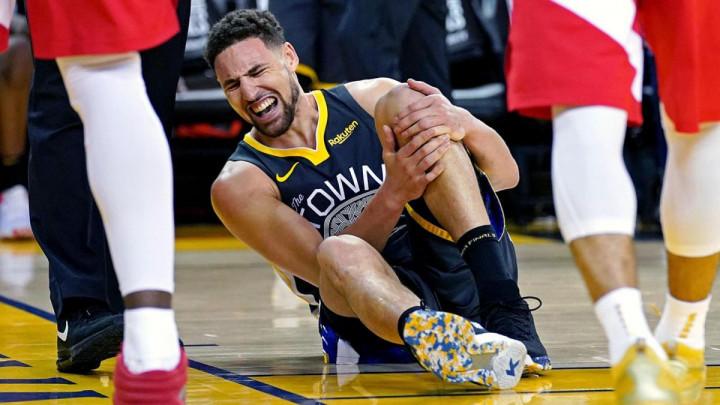 Steve Kerr razočarao navijače Warriorsa: Thompson vjerovatno propušta ovu sezonu