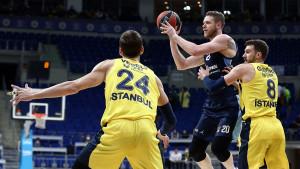 Sjani Fenerbahce protiv Zenita došao do devete uzastopne euroligaške pobjede