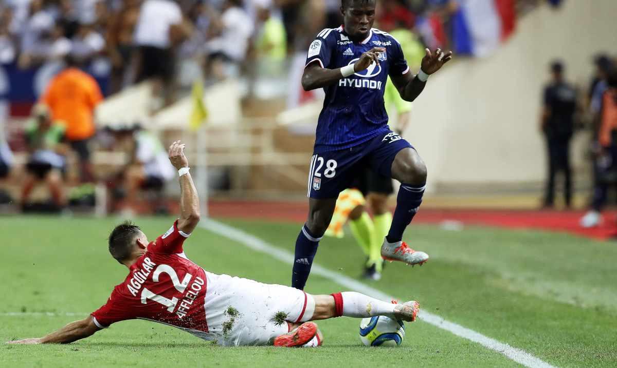Lyon u velikom derbiju potopio Monaco