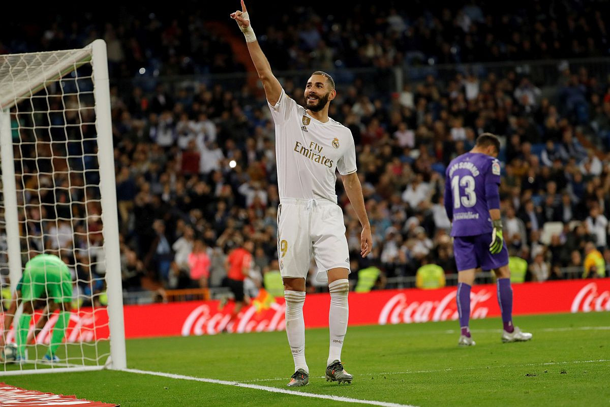 Real Madrid potopio Leganes, pogodio i Luka Jović