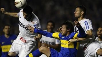 Copa Libertadores: Boca Juniors i Corinthians remizirali