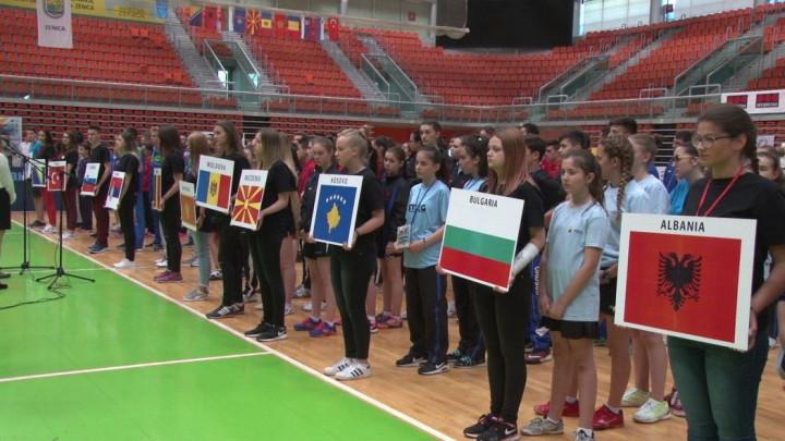 U Zenici počelo Balkansko prvenstvo u stonom tenisu za mlade