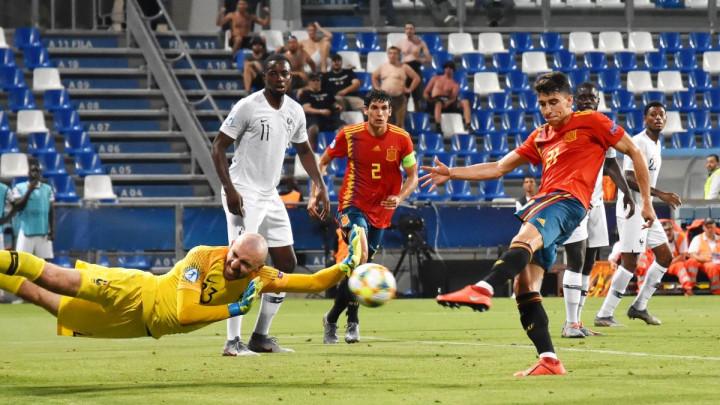 Španci razbili Francusku i plasirali se u finale Evropskog prvenstva