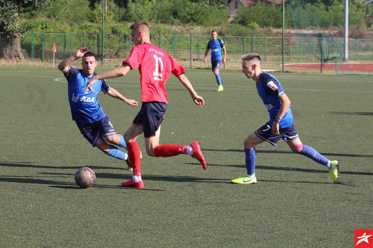 Dva gola Đelibašića za pobjedu Travnika protiv Fortune