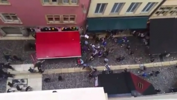 Novi sukob: Navijači Lyona napali navijače Engleske