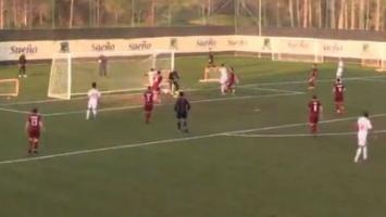 Sjajna akcija Lokomotiva za gol protiv Sarajeva