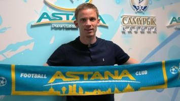 Zvanično: Marin Tomasov u Astani