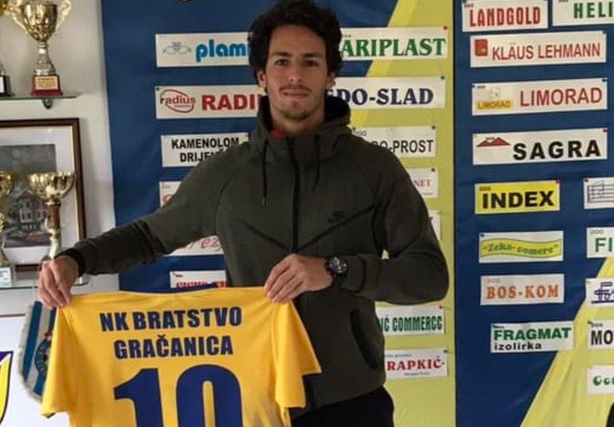 Deni Sarvan potpisao za NK Bratstvo