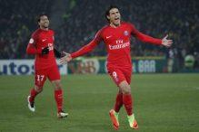 Cavani pogađao, PSG ne odustaje od titule