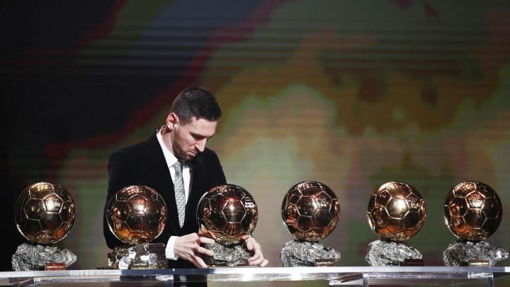 Šta će ove godine biti sa Zlatnom loptom?