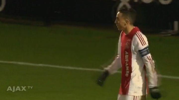 Mladi igrač Ajaxa 'prosuo' fintu stoljeća