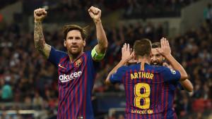 Barcelonina mašinerija na krilima Messija proradila na Wembleyju