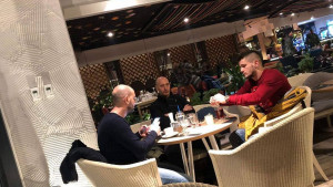 Dušan Hodžić iz Sarajeva na posudbu u Čelik?
