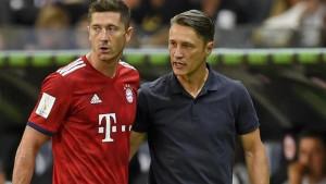 Lewandowski otvoreno kritikovao Kovača: Nismo igrali u ofanzivi...
