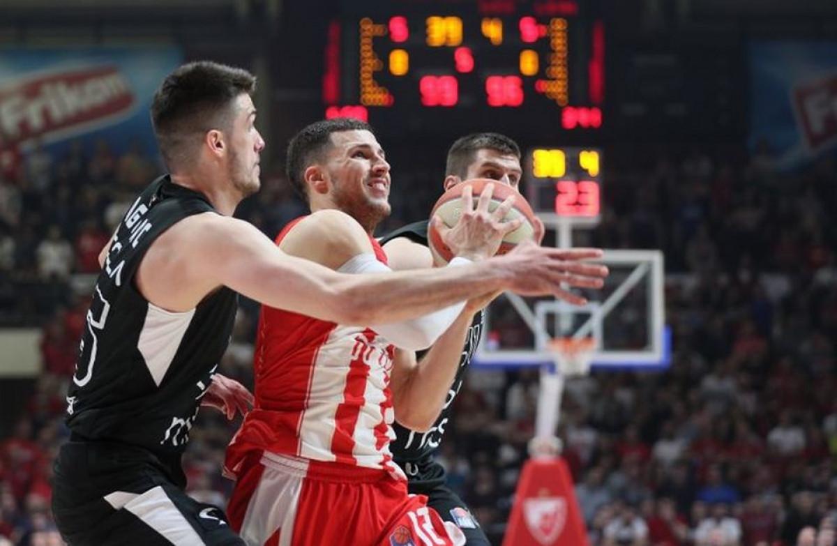 Crvena Zvezda slavi titulu prvaka Srbije!