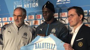 Mario Balotelli je nova devetka Marseillea