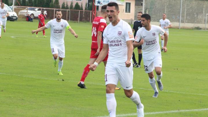 Lagan trijumf FK Sarajevo u Doboj Kaknju