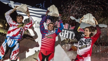 Red Bull X Fighters: Clinton Moore ponovo slavio