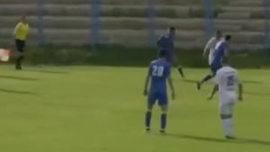 Pogodak kola u Prvoj ligi FBiH:  Nogometaš Novog Travnika potezom iznenadio sve na stadionu
