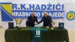 Nedžad Mašić novi trener ŽRK Hadžići