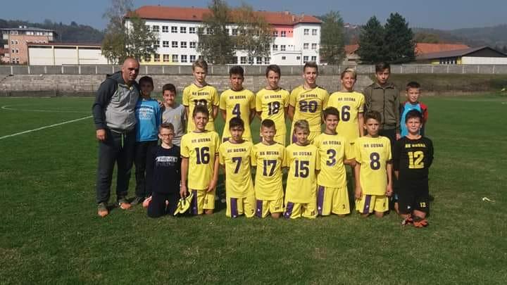 U subotu posjeta omladinaca visočke Bosne prijateljima iz FK Velež