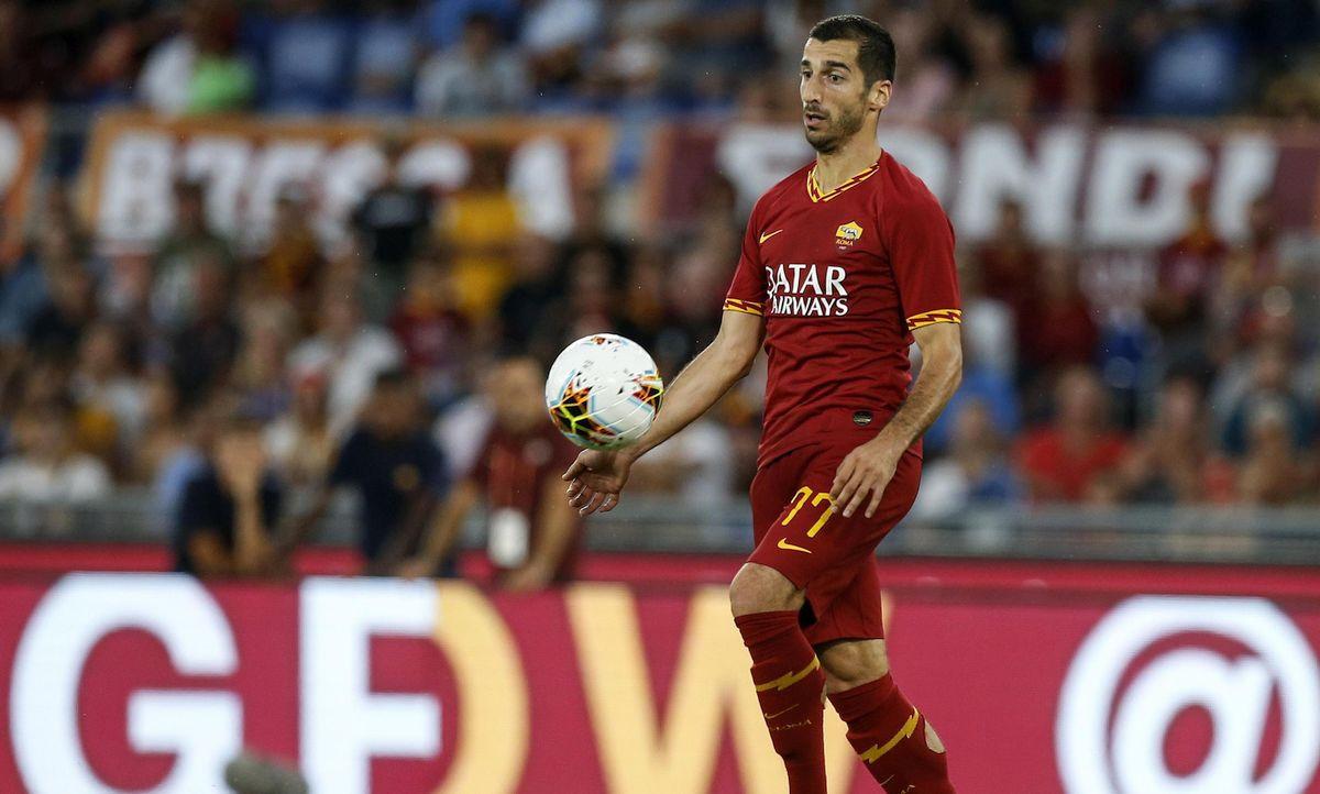 Roma želi kupiti Mkhitaryana od Arsenala, ali u ugovoru za posudbu postoji veliki problem
