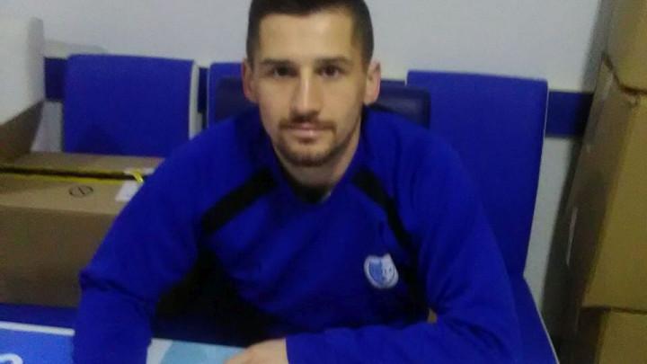 Dino Bevab dvije i pol godine u FK Tuzla City