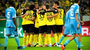 Borussia rutinski odradila posao u DFB kupu