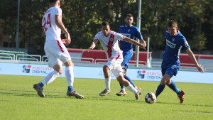 NK Široki Brijeg nosi velika tri boda iz Mostara!