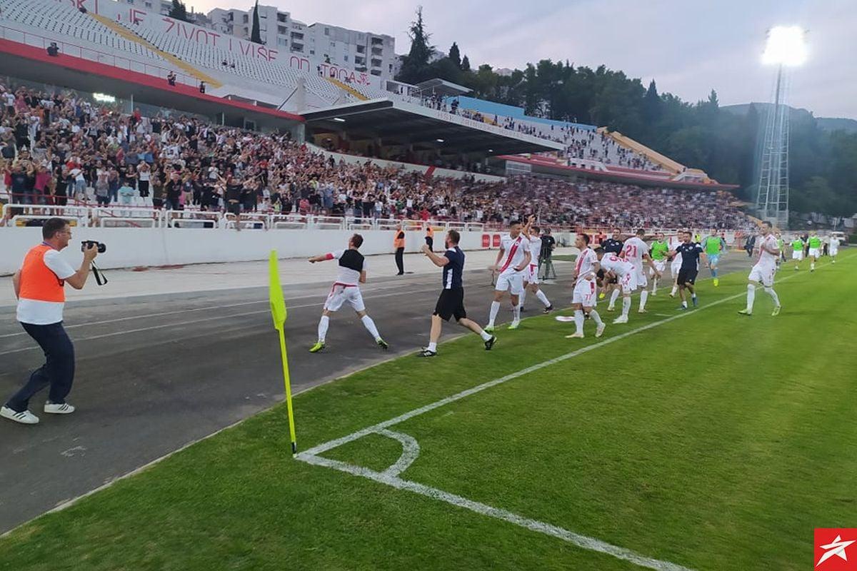 Bilbija golom u 86. minuti riješio gradski derbi: Zrinjski pobijedio Velež!