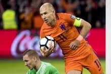 Heynckes: Robben je profesionalac kakav se rijetko viđa