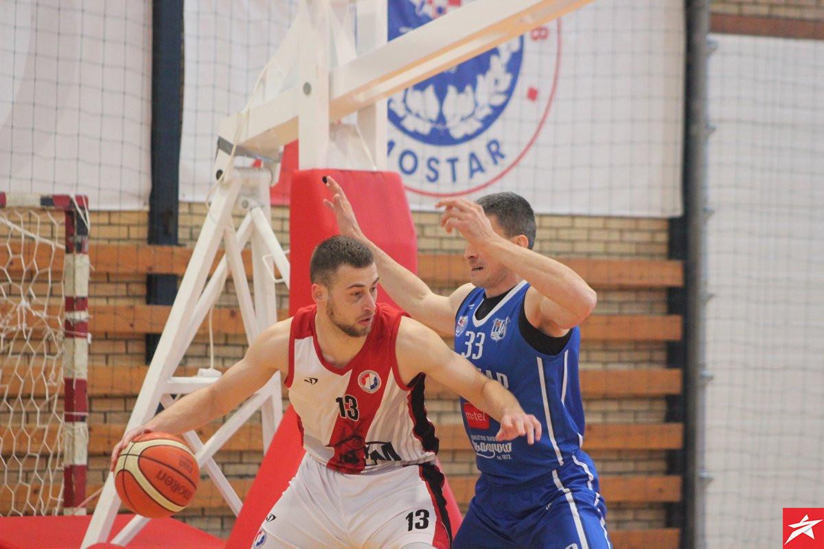 KK Leotar u odličnoj utakmici slavio u Mostaru protiv Zrinjskog