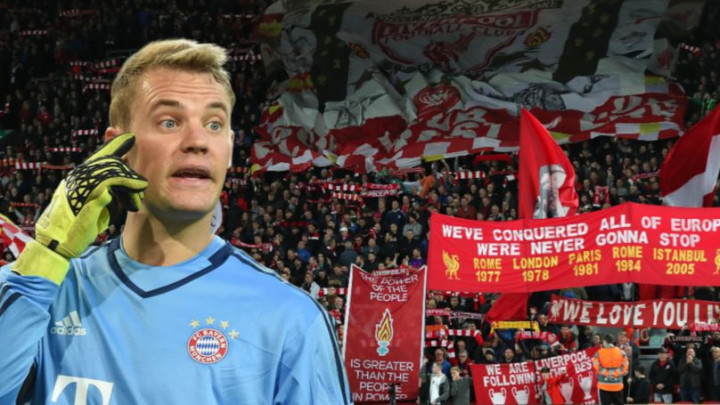 Manuel Neuer objasnio zašto neće imati problema s atmosferom na Anfieldu