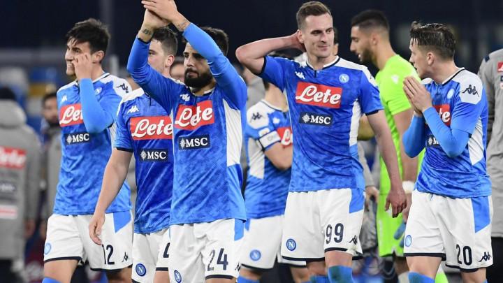 Napoli dočekuje Juventus bez nekoliko ključnih igrača
