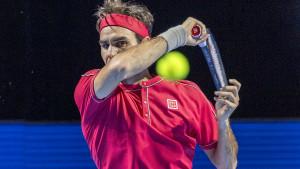 Federer još jednom potvrdio da je najbrži ikada