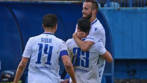 Pogledajte kako je FK Željezničar slavio u Bijeljini