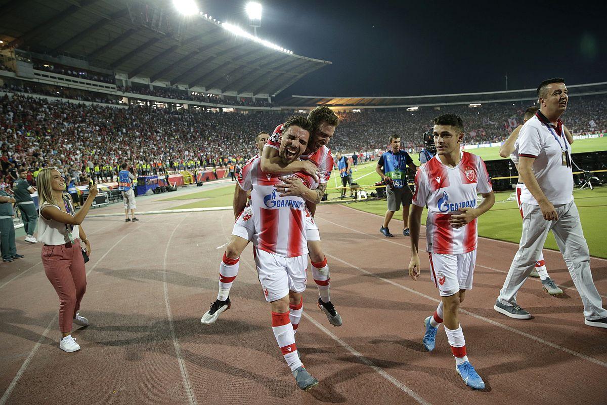Loše vijesti za Crvenu zvezdu pred početak Lige prvaka