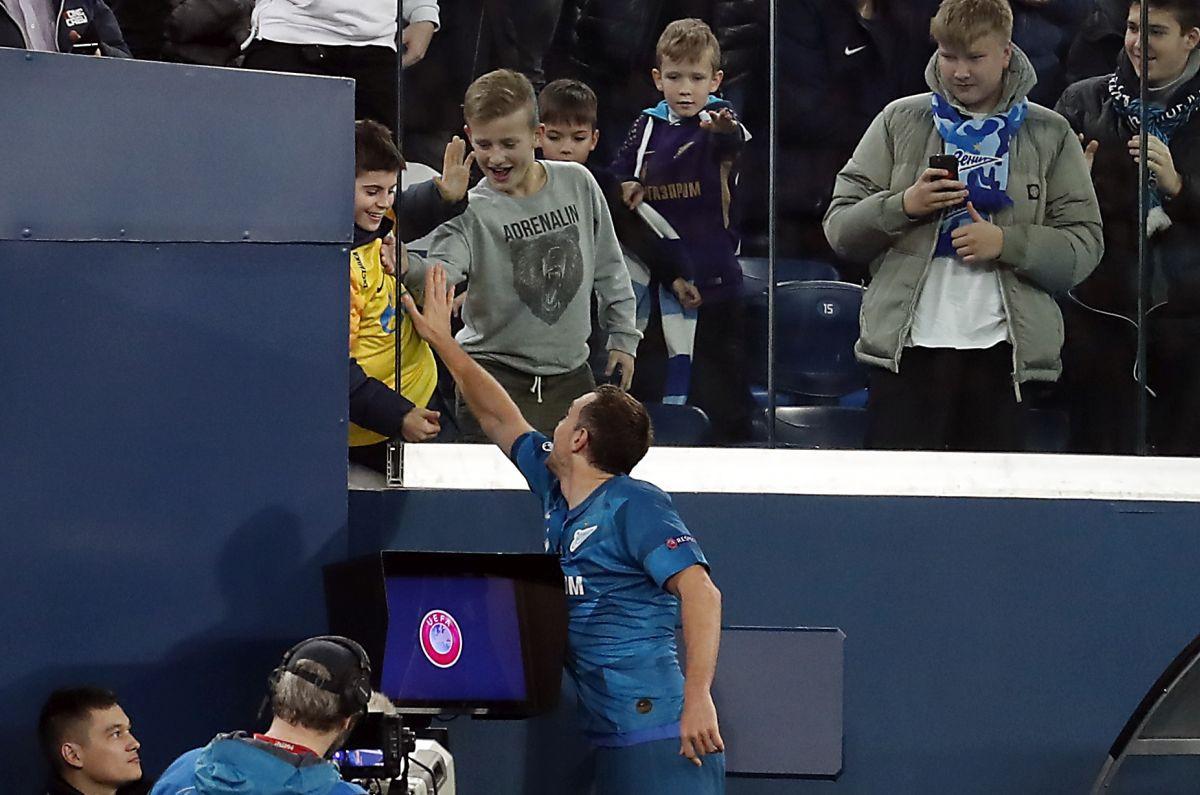 U Rusiji navijači mogu na tribine