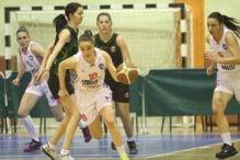 Košarkašice Željezničara pregazile Rudar Sport