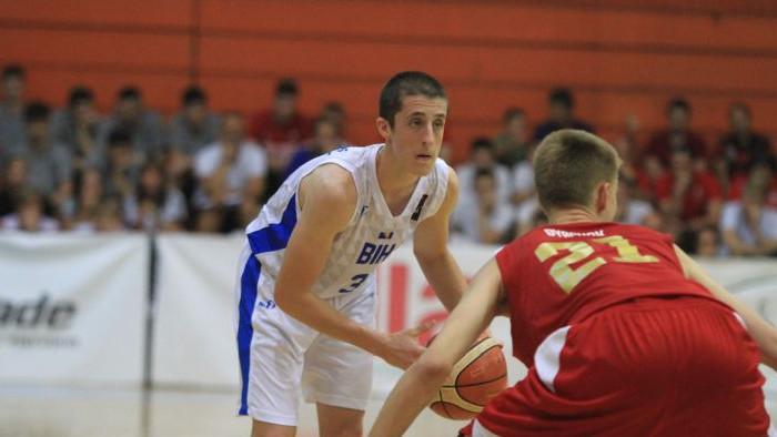 Alem Huseinović u idealnom timu prvenstva