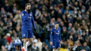 Chelsea vraća Higuaina u Juventus, a Stara dama ga već nudi velikom rivalu