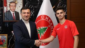 Ajdin Hasić zadužio opremu novog kluba