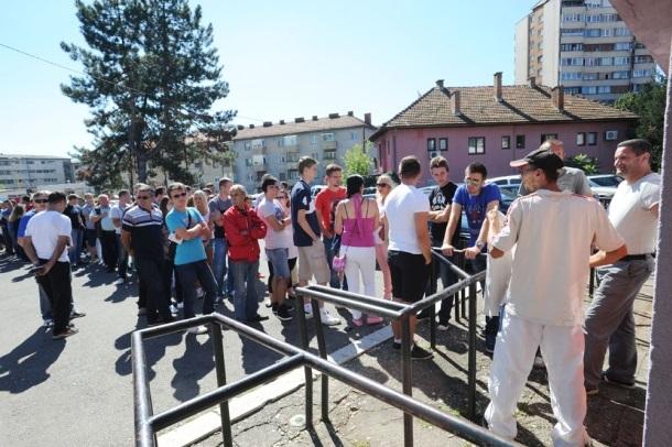"""Tuzlaci u """"jurišu"""" na ulaznice za utakmicu Zmajeva"""