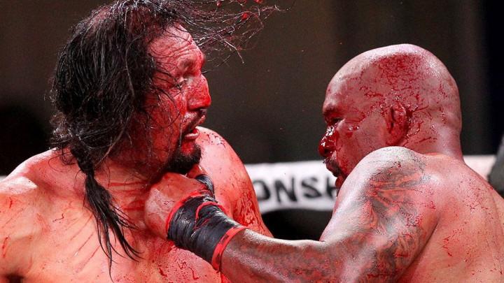 Krvave borbe golim šakama ozbiljno povrijedile borce