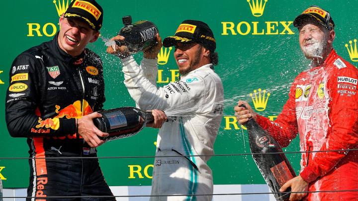Vettel ili Hamilton? Verstappen otkrio kome više liči